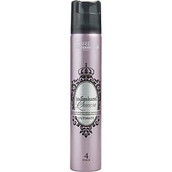 INFINIUM QUEEN ULTIMATE 4 FORCE EXTREME HOLD HAIR SPRAY 3.4 OZ