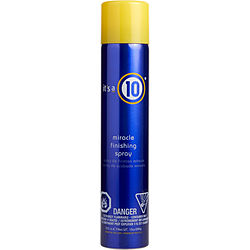 MIRACLE FINISHING SPRAY 10 OZ