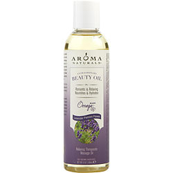 RELAXING THERAPEUTIC MASSAGE OIL 6 OZ