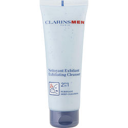 Men Exfoliating Cleanser 2 in 1 --4.4 oz