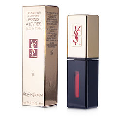 Rouge Pur Couture Vernis a Levres Glossy Stain - # 8 Orange De Chine --6ml/0.2oz