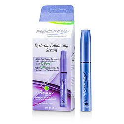 RapidBrow Eyebrow Enhancing Serum (With Hexatein 2 Complex) --3ml/0.1oz