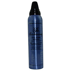 THICKENING FULL FORM MOUSSE 5 OZ