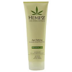 AGE DEFYING HERBAL BODY WASH 8.5 OZ