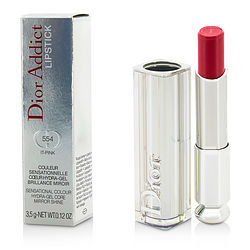 Dior Addict Hydra Gel Core Mirror Shine Lipstick - #554 It Pink --3.5g/0.12oz