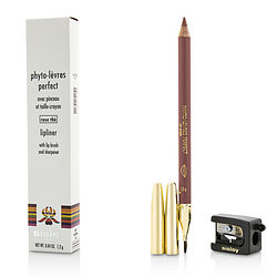 Phyto Levres Perfect Lipliner with Lip Brush and Sharpener - #3 Rose The --1.2g/0.04oz