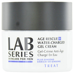 Skincare for Men: Age Rescue Water-Charged Gel Cream 1.7 oz