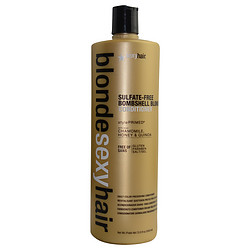 BLONDE SEXY HAIR SULFATE-FREE BOMBSHELL CONDITIONER 33.8 OZ