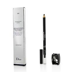 Diorshow Khol Pencil Waterproof With Sharpener - # 099 Black Khol --1.4g/0.04oz