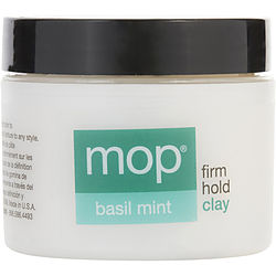 BASIL MINT FIRM HOLD STYLING CLAY 2 OZ