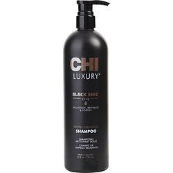 LUXURY BLACK SEED OIL GENTLE CLEANSING SHAMPOO 25 OZ