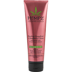 BLUSHING GRAPFRUIT & RASPBERRY CREME DAILY HERBAL COLOR PRESERVING CONDITIONER 9 OZ