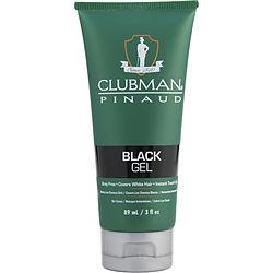 TEMPORARY HAIR COLOR GEL - BLACK 3 OZ